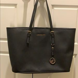 Michael Kors Large Black Tote